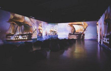 Мультимедийные выставки: «Айвазовский. Рерих. Ван Гог и Климт. Ожившие полотна»