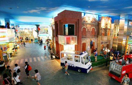 Самые популярные детские развлекательные комплексы в Москве