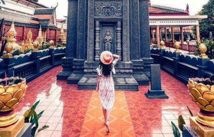 Онлайн-экскурсия: Колониальный Сием Реап – рай авантюристов