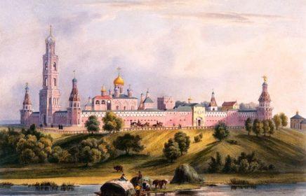 Симонов мужской монастырь