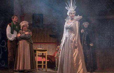 Спектакль «Снежная Королева» в Малом театре