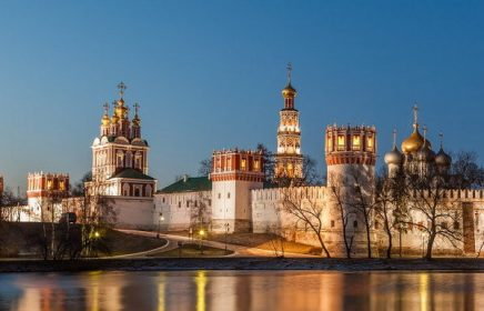 Экскурсия «Новодевичье кладбище – место упокоения великих в Москве»