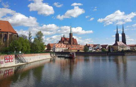 Онлайн-экскурсия «Легенды и тайны Вроцлава»