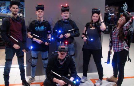 VR-арена нового поколения VR-RING