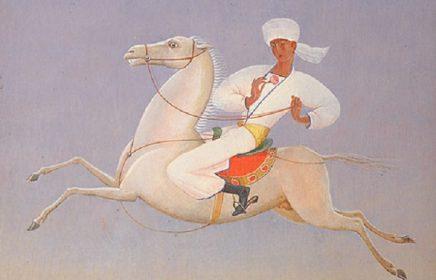 Постоянная выставка «Изобразительное искусство Средней Азии и Кавказа XX века»
