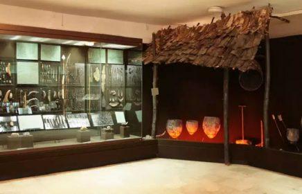 Постоянная экспозиция «Древнейшее прошлое Сергиево-Посадского края»