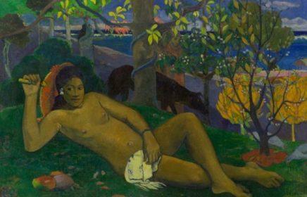 Постоянная экспозиция «Гоген» в Галерее искусства стран Европы и Америки
