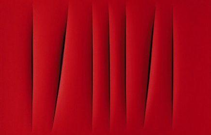Выставка картин «Лучо Фонтана. Ретроспектива»