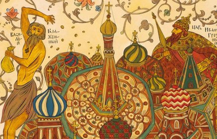 Выставка Ольги Соколовой «Московские картинки»