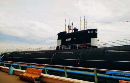 Выставка «Подводная лодка Б-396 «Новосибирский Комсомолец»