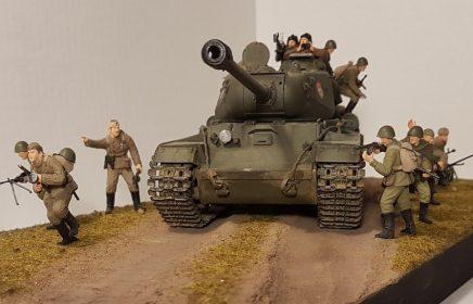 Выставка военно-исторической миниатюры «Сквозь времена»