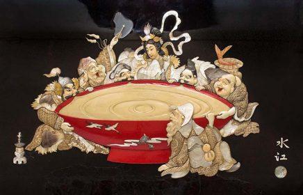Выставка, посвященная культуре Восточной Азии, – «Восток – дело тонкое»