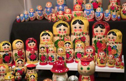 Выставка-ярмарка народных художественных промыслов и ремесел России «Жар-птица. Осень 2021»