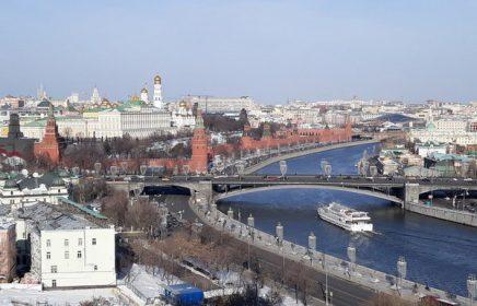 Экскурсия в Храм Христа Спасителя с подъемом на смотровую галерею от компании «Твоя Москва»