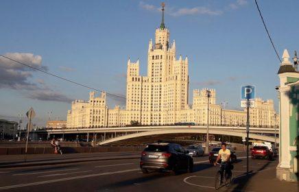 Бесплатная экскурсия «В Замоскворечье, к садовникам» от компании «Твоя Москва»