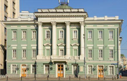 Здание Благородного собрания (Дом Союзов)