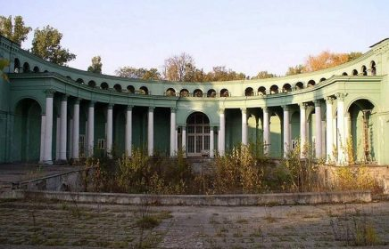 Зеленый театр на ВДНХ