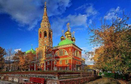 Пешеходная экскурсия «Затерянный мир купеческой Москвы — Замоскворечье»